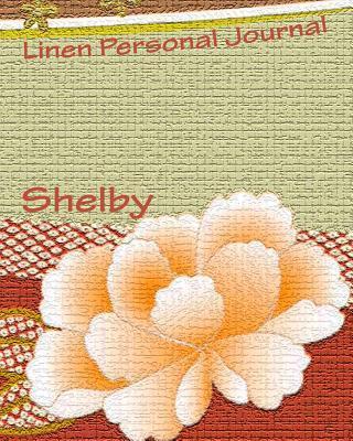 Linen Personal Journal - Shelby Kooky Journal Lovers