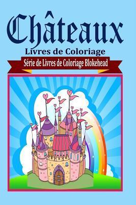 Chateaux Livres de Coloriage  by  El Blokehead