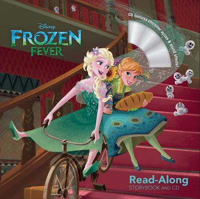 Frozen Fever Read-Along Storybook and CD Walt Disney Company