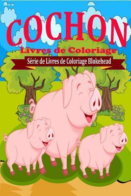 Cochon Livres de Coloriage  by  Le Blokehead