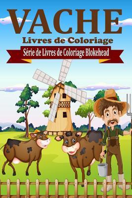 Vaches Livres de Coloriage Le Blokehead