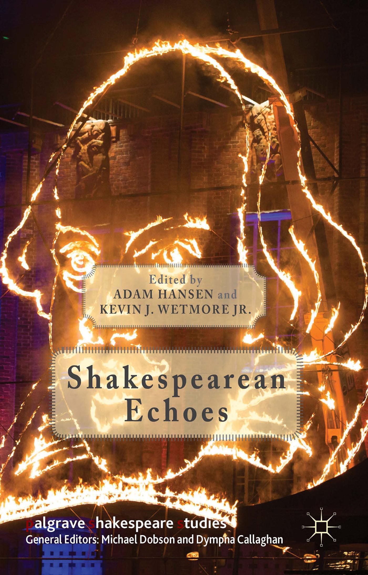 Shakespearean Echoes  by  Adam Hansen