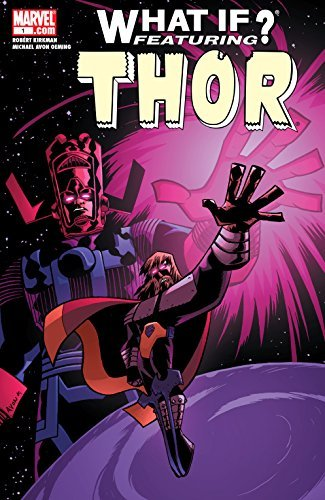What If? Thor #1 Robert Kirkman