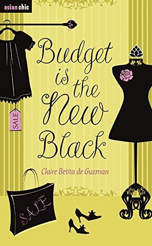 Budget is the new black Claire Betita de Guzman
