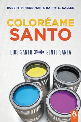 Coloreame Santo  by  Hubert P Harriman