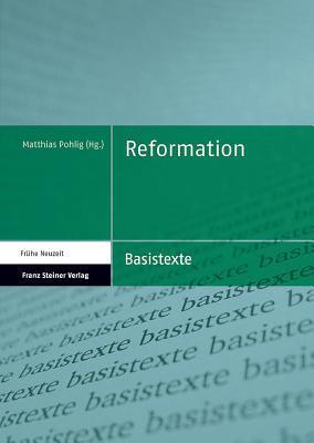 Reformation  by  Matthias Pohlig