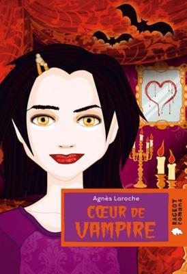 Coeur de Vampire  by  Agnès Laroche