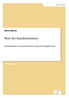 Wert Des Kundenstammes Klaus Eberle