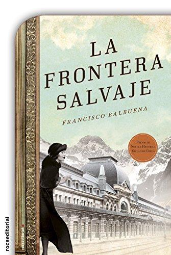 La frontera salvaje  by  Francisco Balbuena de la Cruz