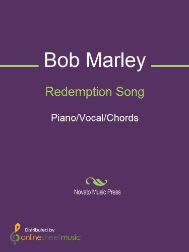 Redemption Song  by  Bob Marley
