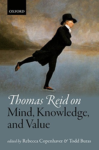 Thomas Reid on Mind, Knowledge, and Value (Mind Association Occasional Series)  by  Rebecca Copenhaver