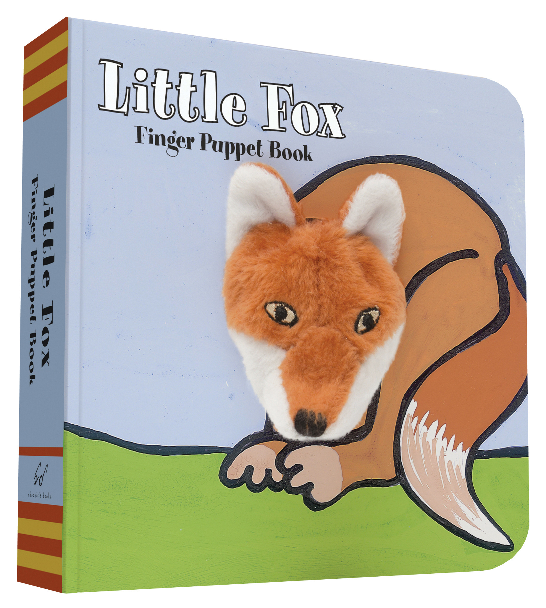 Little Fox: Finger Puppet Book  by  ImageBooks