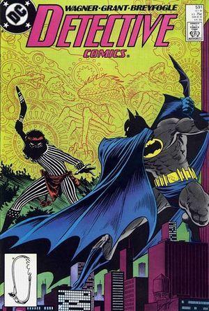 Aborigine (Detective Comics, #591) Alan Grant