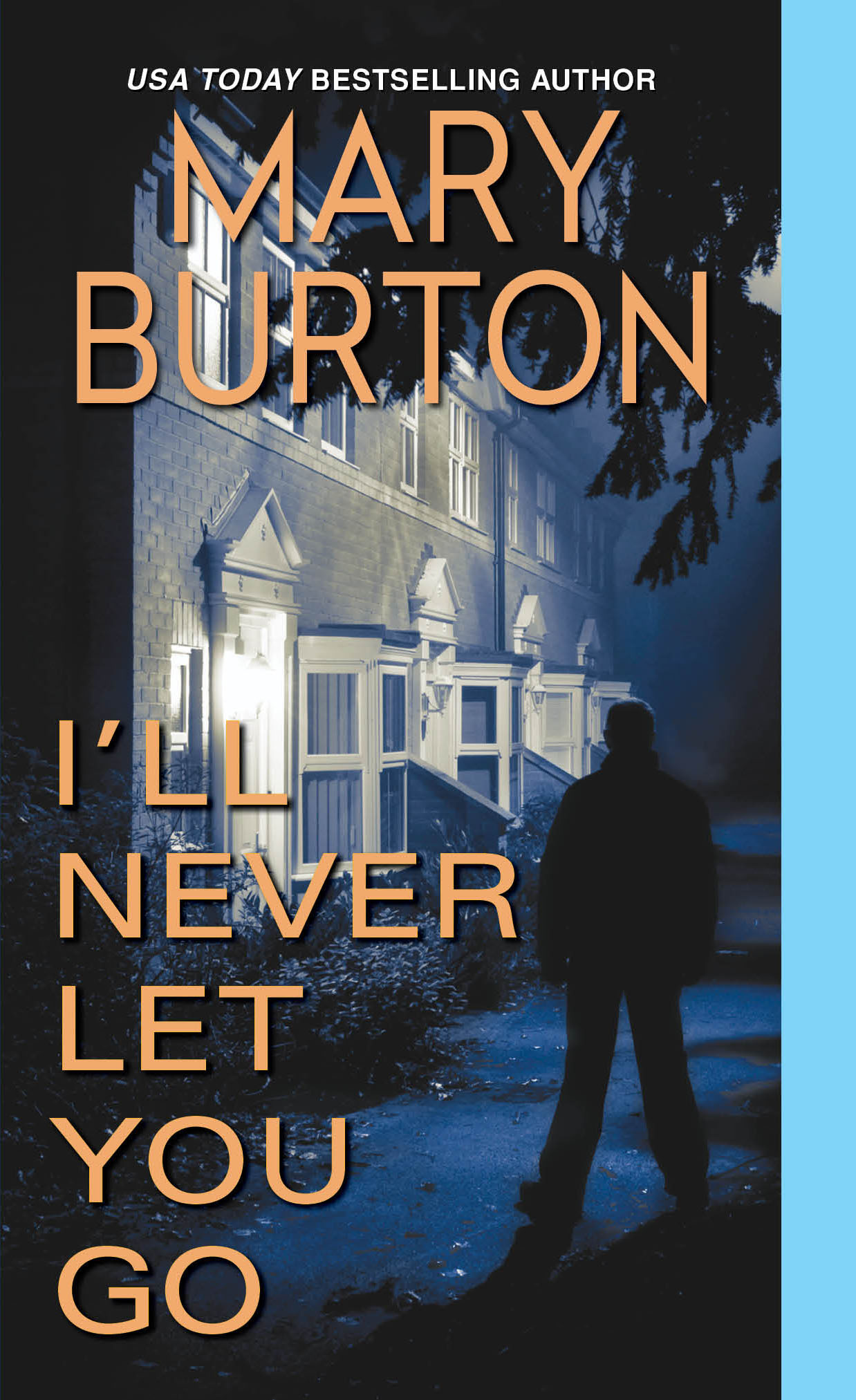 Ill Never Let You Go (Morgans of Nashville, #3) Mary Burton