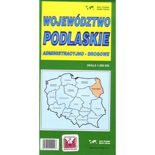 Podlaskie Map Unknown