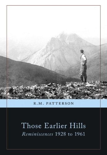 Those Earlier Hills  by  R. M. Patterson