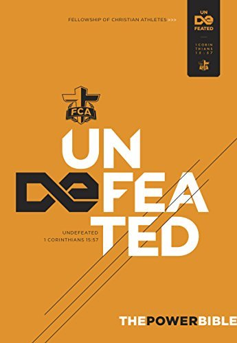 The Power Bible: Undefeated  by  Fellowship of Christian Athletes