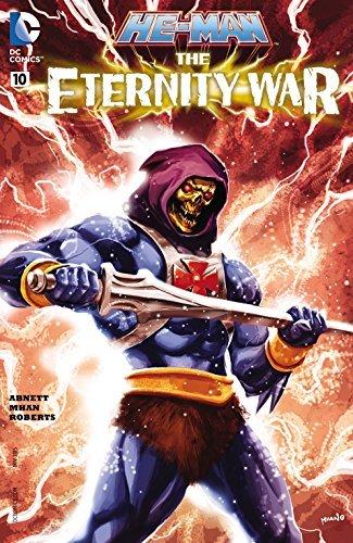 He-Man: The Eternity War (2014-) #10 Dan Abnett