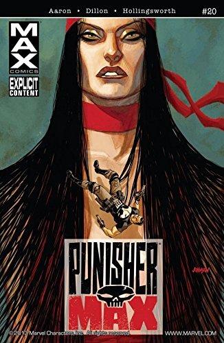 PunisherMax #20 (PunisherMax Vol. 1)  by  Jason Aaron