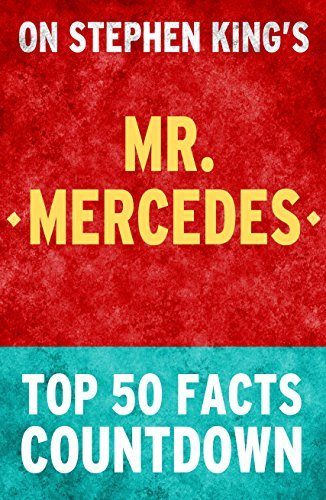 Mr. Mercedes: Top 50 Facts Countdown  by  Top 50 Facts