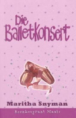 Die Balletkonsert Maritha Snyman