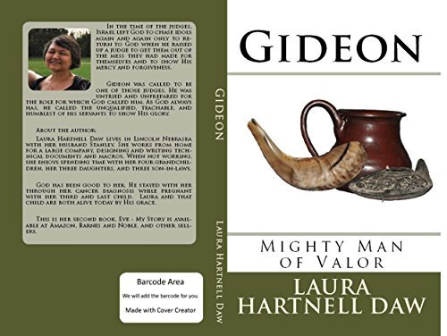 Gideon: Mighty Man of Valor  by  Laura Hartnell Daw