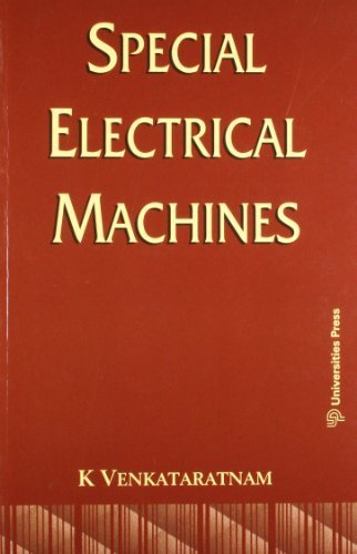 Special Electrical Machines  by  K. Venkataratnam