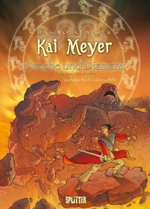 Drache und Diamant - Pangu (Das Wolkenvolk #6)  by  Kai Meyer
