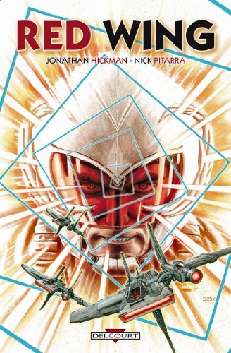 Red Wing Jonathan Hickman