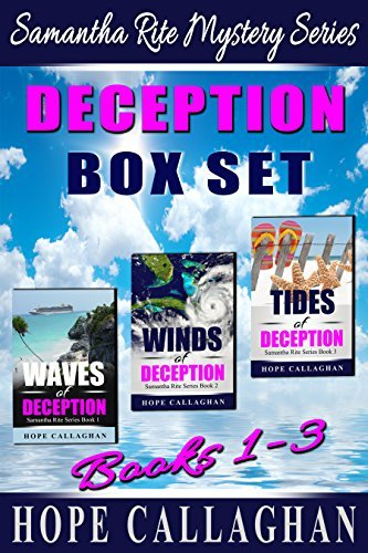 Samantha Rite Mystery Series - Deception Box Set: Books 1-3: The Complete Series  by  Hope Callaghan