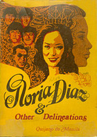 Gloria Diaz and other Delineations  by  Quijano de Manila