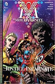 The Multiversity #2: Justice Incarnate (The Multiversity, #9)  by  Grant Morrison