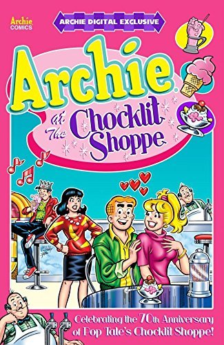 Archie at the Chocklit Shoppe  by  Various