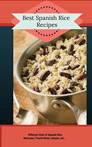 Spanish Rice Best Recipes Manuel  Vega