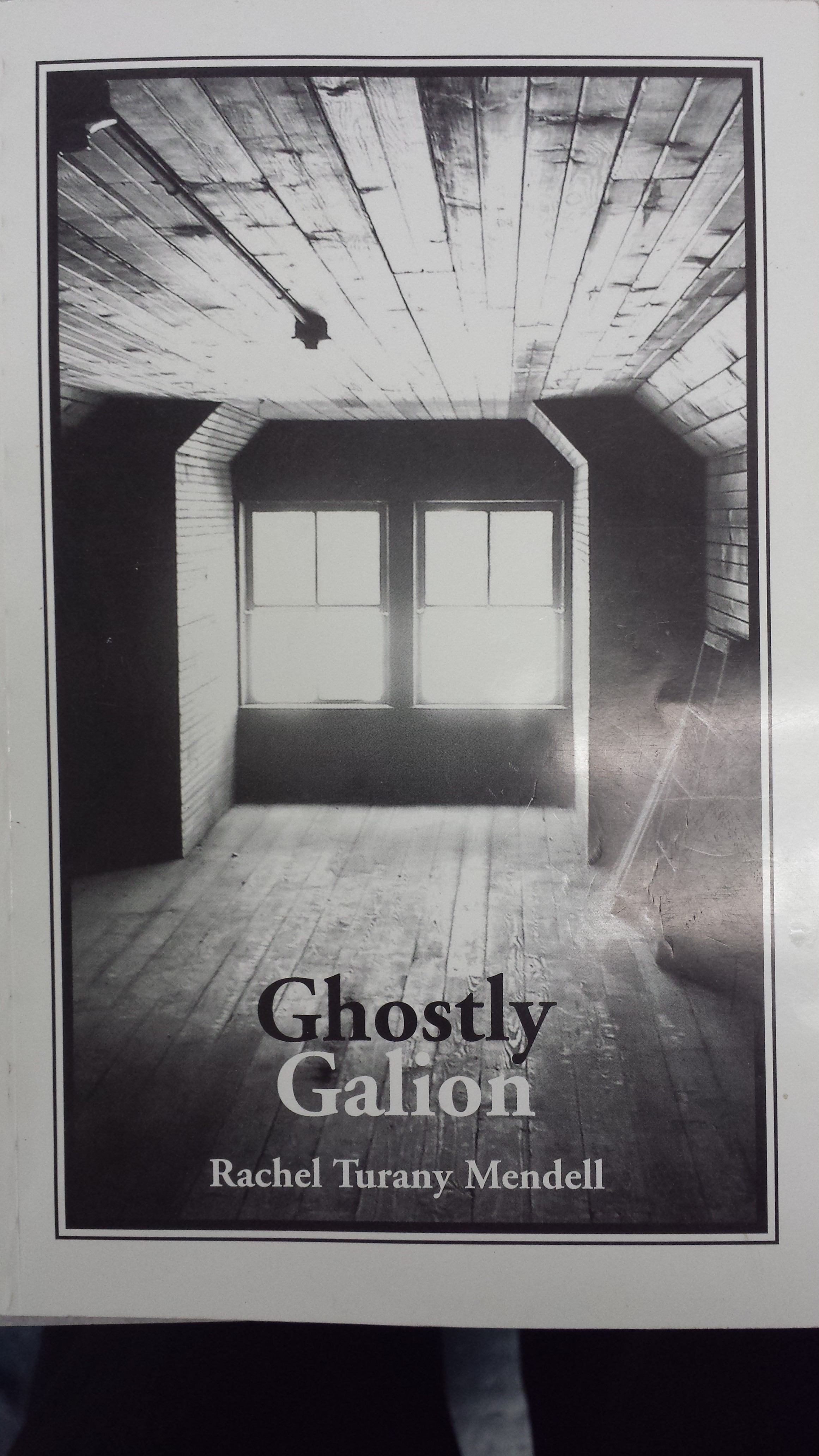 Ghostly Galion Rachel Turany Mendell