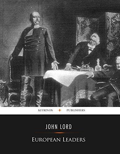 European Leaders  by  John Lord