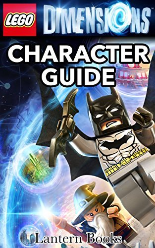 Lego Dimensions - Character Guide Lantern Books