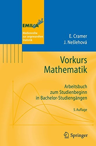 Vorkurs Mathematik Erhard Cramer
