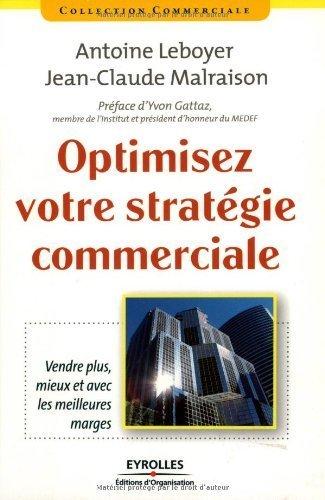 Optimisez Votre Stratégie Commerciale Jean-Claude Malraison