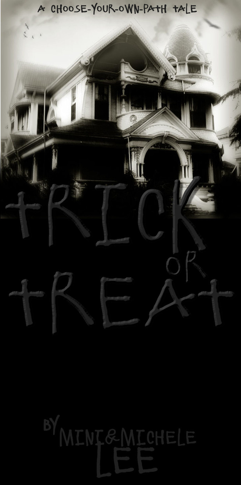 Trick or Treat Michele  Lee