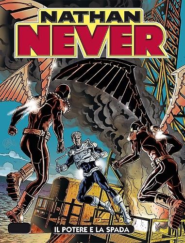 Nathan Never n. 275: Il potere e la spada  by  Alberto Ostini