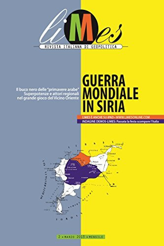 Guerra mondiale in Siria  by  Limes