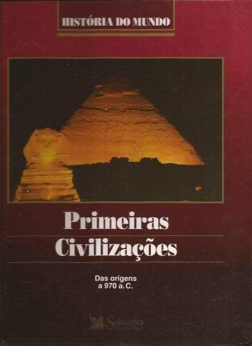 História do Mundo: Primeiras Civilizações  by  Flora Blanchon