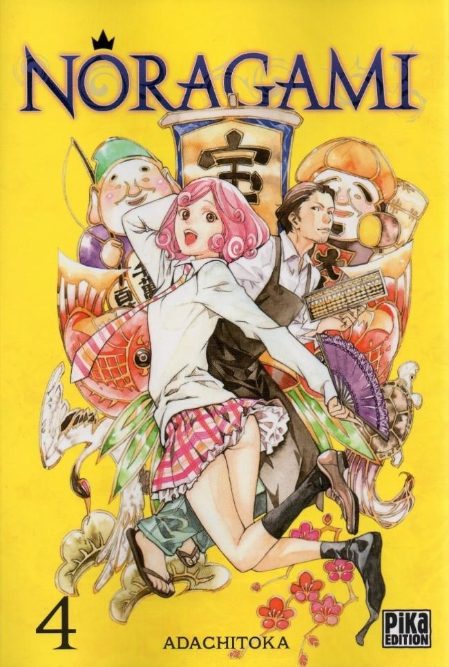 Noragami, Vol. 4 (Noragami, #4)  by  Adachitoka