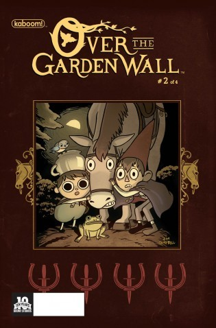 Over The Garden Wall #2  by  Pat McHale
