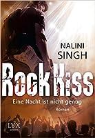 Eine Nacht ist nicht genug (Rock Kiss, #1)