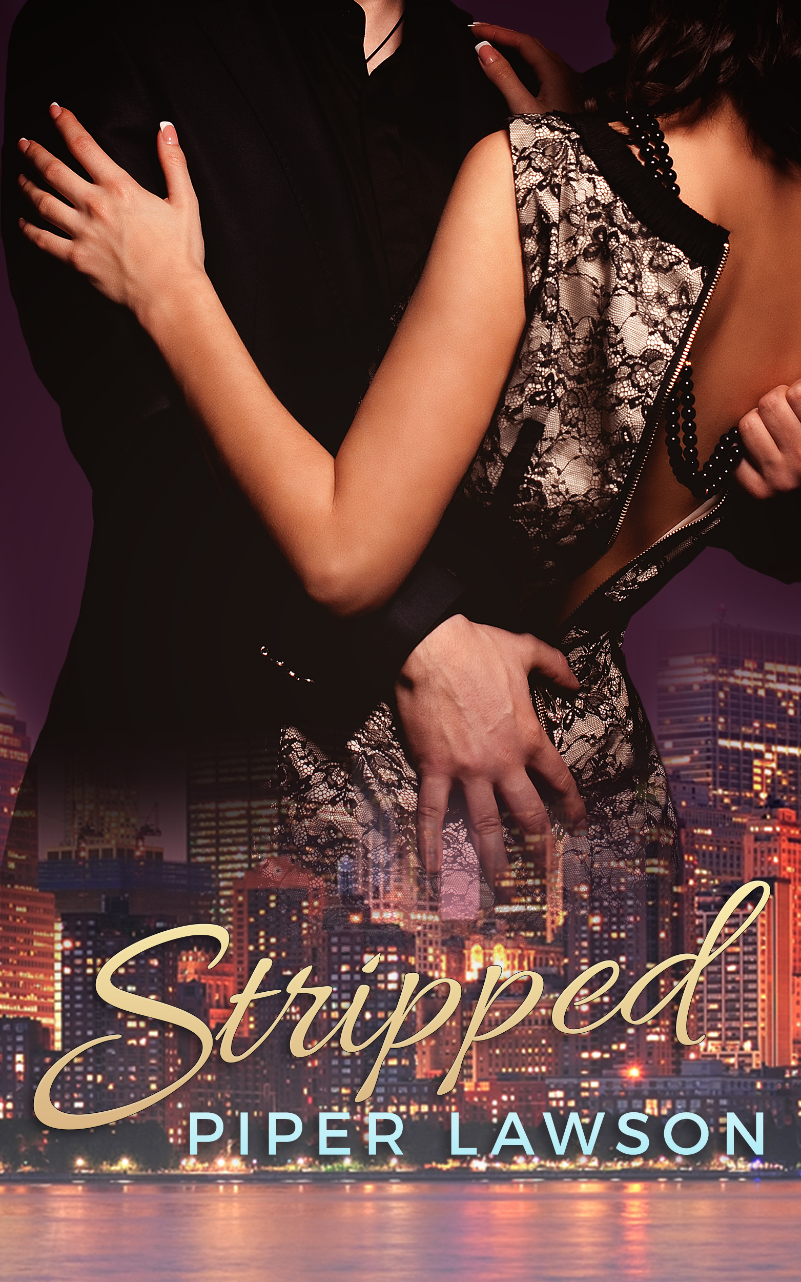 Stripped (Travesty, #2) Piper Lawson