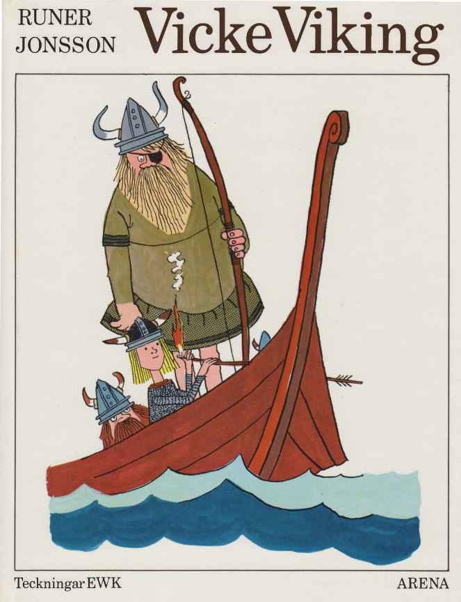 Vicke Viking  by  Runer Jonsson