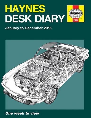 Haynes Desk Diary 2015  by  Editors of Haynes