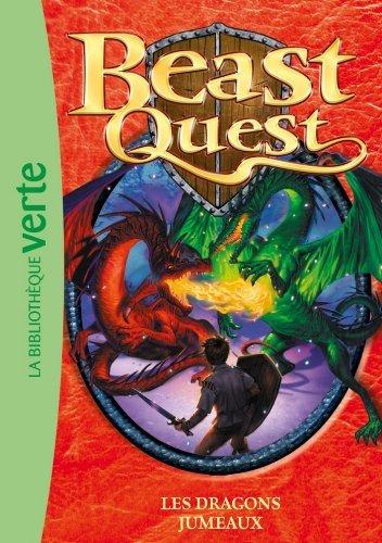 Les dragons jumeaux (Beast Quest, #7)  by  Adam Blade